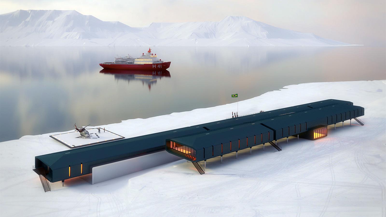 estudio-41-estacao-antarctica-ferraz-brazil-antarctic-research-station-view-ship