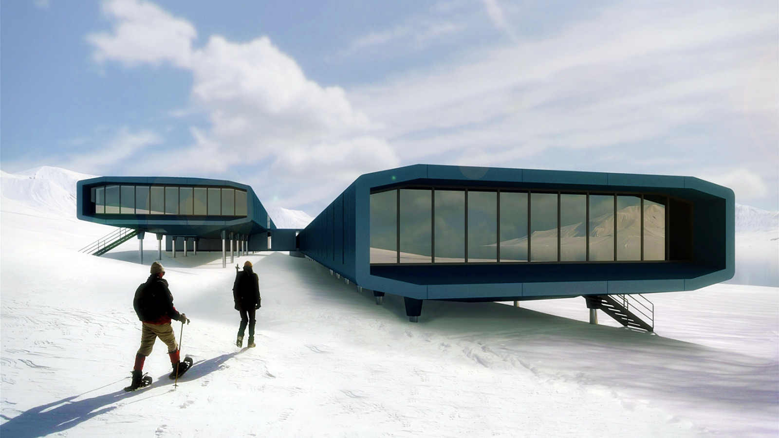 estudio-41-estacao-antarctica-ferraz-brazil-antarctic-research-station-elevation-view